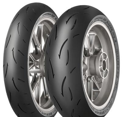 GP Racer D212 Dunlop